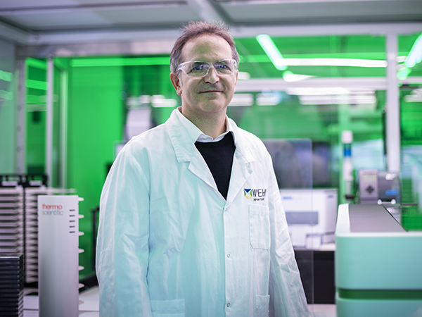 Professor Guillaume Lessene is a medicinal chemist, working to find new drugs for Parkinson's disease