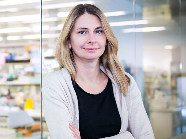 Dr Gemma Kelly is researching anti-cancer agents for their ability to kill lymphoma cells